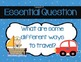 First Grade Journeys Common Core Essential Questions Polka Dot