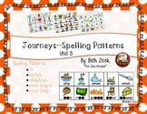 First Grade Spelling Patterns ~ Journeys ~ Unit 3