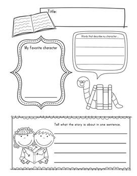 First Grade Journeys Summer Reading Kit