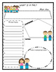 First Grade - Journeys Unit 1 Story Maps / Graphic Organizers