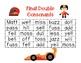 Journeys  First Grade Phonics Fluency Charts Unit 2