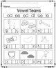 First Grade Language Arts and Math Common Core Sample