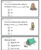 First Grade Language Benchmark Assessment (Aligned to CCS)