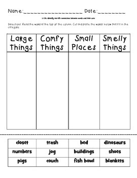 First Grade Language Standards Bundle