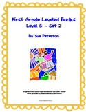 First Grade Leveled Books:  Level G - Set 2