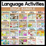 First Grade Literacy Activities GROWING BUNDLE