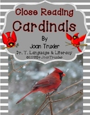Close Reading: CARDINALS (Distance Learning)