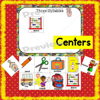 First Grade Literacy Centers for Differentiation {Common Core} Back to School