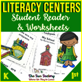 First Grade Literacy Centers for Differentiation - Back to School