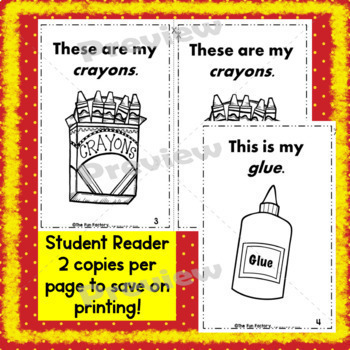 Back to School Literacy Centers | 1st Grade | Beginning of the Year Centers