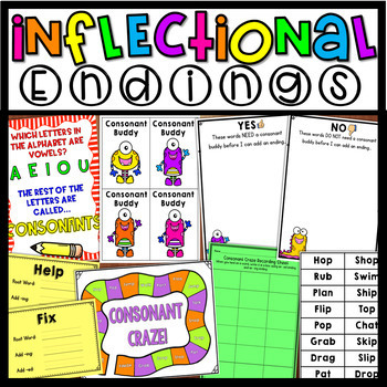 First Grade Literacy Worksheets and Activities Bundle