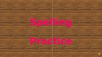 First Grade Long a Phonics Spelling Powerpoint Wonders Unit 3 Week 1