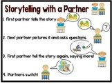 "First Grade Lucy Calkins ""Storytelling with a Partner"" Anc"