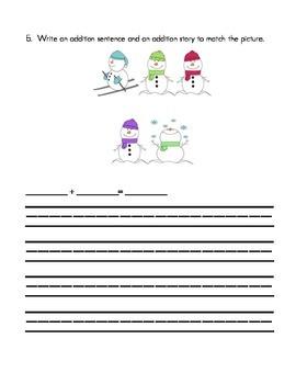 First Grade Making Ten PreTest