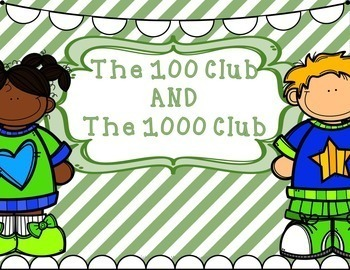 First Grade Math Bundle - Addition, Time, Money, and 100s club