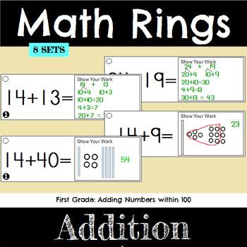 First Grade Math Addition