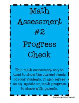 First Grade Math Assessment - Primary Math 2 THOROUGH