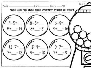 First Grade Math Bootcamp