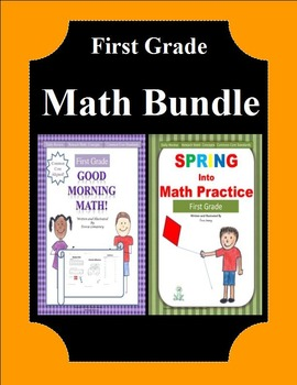 First Grade Math {Bundle}
