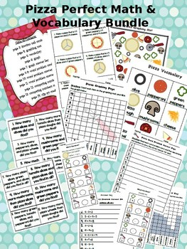 First Grade Math Bundles (Multiple/Growing sets)