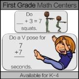 First Grade Math Center: Operations and Algebraic Thinking