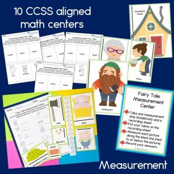 First Grade Math Centers Month 2