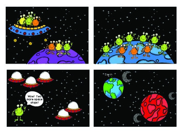 First Grade Math Centers: Space Theme (Operations and Algebraic Thinking)