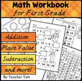 First Grade Math Worksheets | First Grade Math Activities
