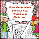 Christmas Math Worksheets 1st Grade | Christmas Activities First Grade