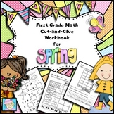 Spring Math Worksheets First Grade with BOOM CARDS