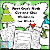 Winter Math Worksheets First Grade | First Grade Math Worksheets for Winter