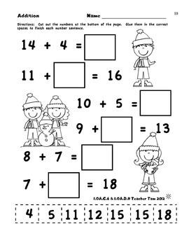 winter math worksheets first grade  first grade math worksheets for  winter math worksheets first grade  first grade math worksheets for winter