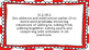 1st Grade Math Standards Posters on Red Sunburst Frame