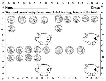 First Grade Math {EDM Sections 3&4}