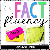 First Grade Fact Fluency Addition and Subtraction
