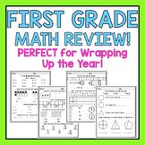 First Grade Math Final Review