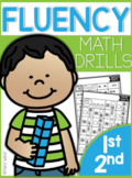 First and Second Grade Math Fluency Drills