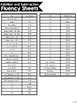 First Grade Math Fluency Sheets