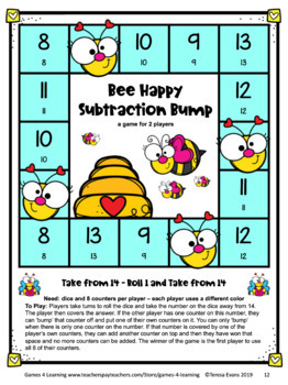 1st Grade Math Games Holidays Bundle: Thanksgiving Math, Christmas Math etc