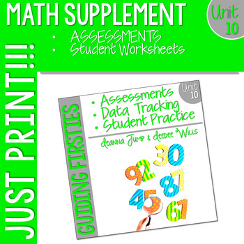 First Grade Math : Homework UNIT 10 Year in Review