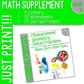 First Grade Math Printables UNIT 8