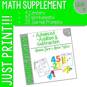 First Grade Math Printables UNIT 9