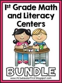 First Grade Centers: BUNDLE