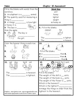 First Grade Math Mastery--One Drop At A Time (Part B)