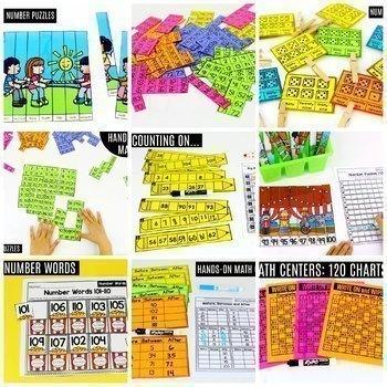 First Grade Math: Math Made Fun! The Bundle!