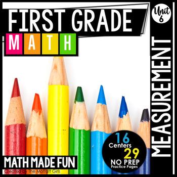 First Grade Math: Measurement