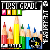First Grade Math: Measurement