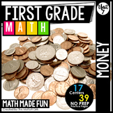 First Grade Math: Money