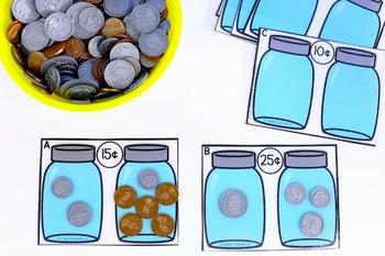 First Grade Math: Money