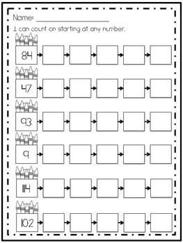 First Grade Math: Number Sense